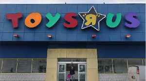 News video: Toys R Us Blames Bankruptcy On Millennials Not Having Kids