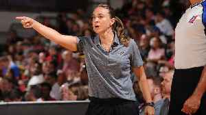 News video: Women's History Month: Becky Hammon Continues to Break Barriers