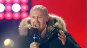 News video: What is next for Russia after Putin victory?
