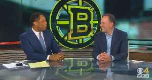 News video: Sports Final: What Can Ryan Donato Bring To Bruins?