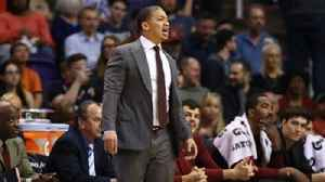 News video: Skip and Shannon react to news of Cavs coach Ty Lue taking a leave of absence