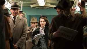 News video: Amazon Launches Awards Campaign For 'Marvelous Mrs. Maisel'