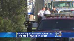 News video: 2 Injured In Austin Explosion, Authorities Say