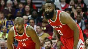 News video: Chris Broussard reveals how the Houston Rockets are a 'serious threat' to Golden State