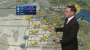 News video: Noon Weather Report