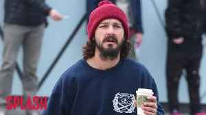 News video: Shia LaBeouf to play his father in new biopic
