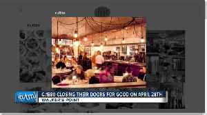 News video: C. 1880 restaurant in Walker's Point to close