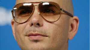 News video: Pitbull To Address Global Water Crisis During UN Visit