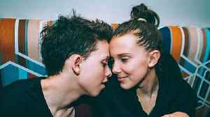 News video: Millie Bobby Brown & Jacob Sartorius SLAY Duet of His Song