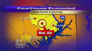 News video: Bel Air Court House Re-opens After Bomb Threat