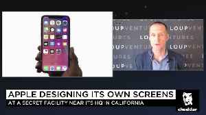 News video: Will Apple Start Manufacturing its Own Screens?