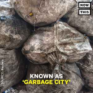 News video: These Women in 'Garbage City' Are Turning Trash Into Treasure