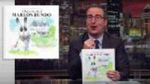 News video: John Oliver's Parody Children's Book 'Marlon Bundo' Challenges Pence's Views on LGBT Rights | THR News