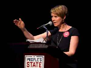 News video: Cynthia Nixon Says She's Running For Governor of New York