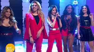 News video: Girl Band Fifth Harmony Announce Indefinite Hiatus