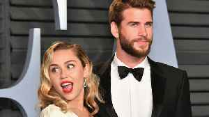 "News video: Miley Cyrus and Liam Hemsworth Secret Wedding Plans UNCOVERED: ""It Will Be A Spectacle!"""