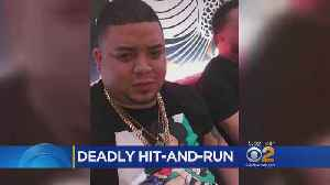 News video: Search Continues For Hit-And-Run Driver