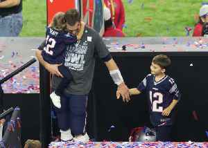 News video: Tom Brady Revealed Why None of his Kids Play Football