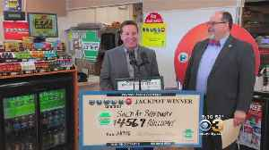 News video: Owner Of Winning $456 Million Powerball Ticket Yet To Claim Prize