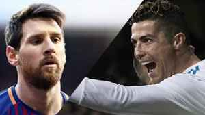 News video: Cristiano Ronaldo Makes An INSANE Bet Against Messi: Can He Actually WIn?