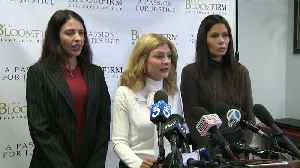 News video: 2 Women Detail Their Accusations of Sexual Assault by Steven Seagal