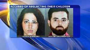News video: Pennsylvania Mom Left Children Home Alone While She Went to Florida, Police Say