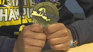 News video: Hail To The Victors: Baldwin Goes Back To Back