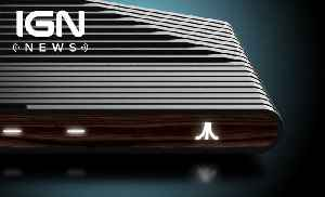 News video: Ataribox Console Is Officially Named the Atari VCS