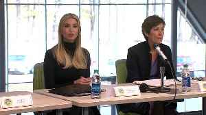 News video: Ivanka Trump Visits Educational Center with Iowa Governor to Discuss Workforce Development