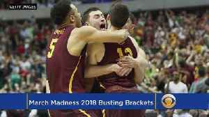 News video: Keidel: March Madness Lives Up To The Name