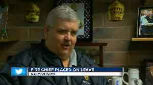 News video: Germantown fire chief placed on leave over 'confidential HR issue'