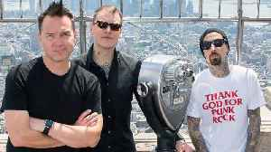 News video: Blink-182 signed on for a Las Vegas residency, and surprises let us know they care