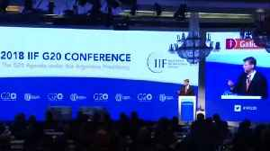 News video: G20 Puts Free Trade Front And Center