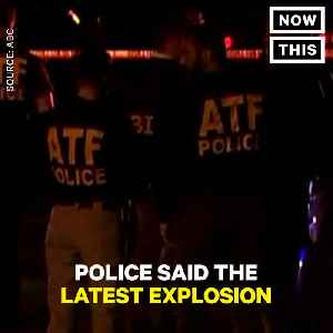 News video: Fourth Explosion In Austin, Texas Leaves Two People Injured