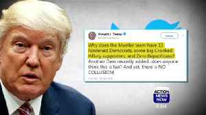 News video: Trump's impartiality from Mueller