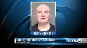 News video: Rochester residents react to double murder.