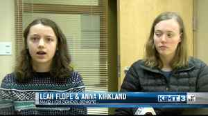 News video: High school students want to change City Charter