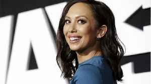 News video: Cheryl Burke Mourns Dad In Tribute