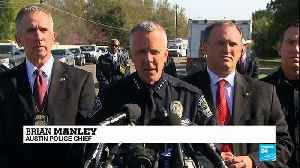News video: US - Austin police hunt serial bomber after fourth explosion