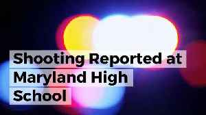 News video: Shooting Reported at Maryland High School