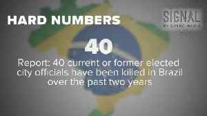 News video: Global hard numbers: Saudi age gap, Brazil deaths and more