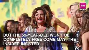 News video: Abby Lee Miller Clings To Hope For Halfway House After Prison Release Date Pushed Up
