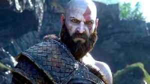 News video: God of War on PlayStation 4 – Extended Commercial
