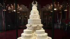 News video: See How Meghan Markle and Prince Harry's Wedding Cake Could Be Made