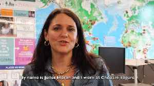 News video: Chobani Is Powering Her Potential Through Whole Planet Foundation