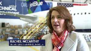 News video: JetBlue Encourages Young Aviators to #FlyLikeAGirl