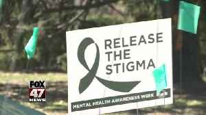 News video: Events planned at MSU to recognize Mental Health Awareness Week