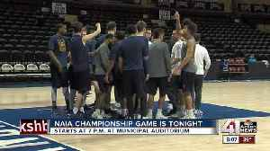 News video: 2 metro players in NAIA championship game