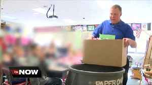 News video: Clarence janitor named finalist in 'Janitor of the Year Contest'