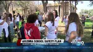 News video: Gov. Doug Ducey rolls out school safety package